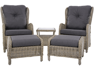 Wicker Outdoor Furniture: The Perfect Choice of Furniture for Outdoor Seating and Lounging
