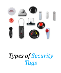 Security tags are using for all products why?