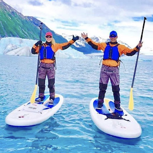 Will the paddling board outline all physique stability and psyche stability?